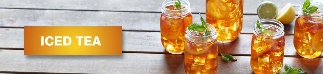 Healthy beverages Iced Tea
