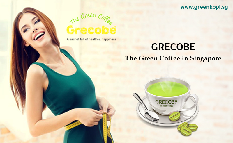 The Grecobe green coffee in Singapore