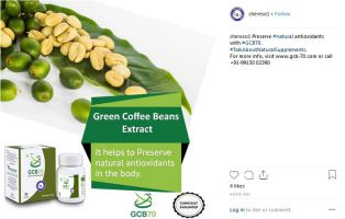 buy green coffee bean extract | Green Kopi