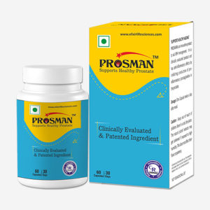 Prostate enlargement treatment | Prosman