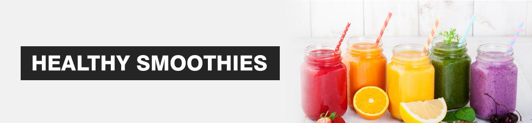 Smoothies healthy beverages