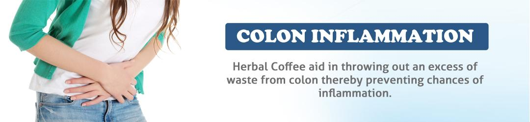 Reduces colon inflammation