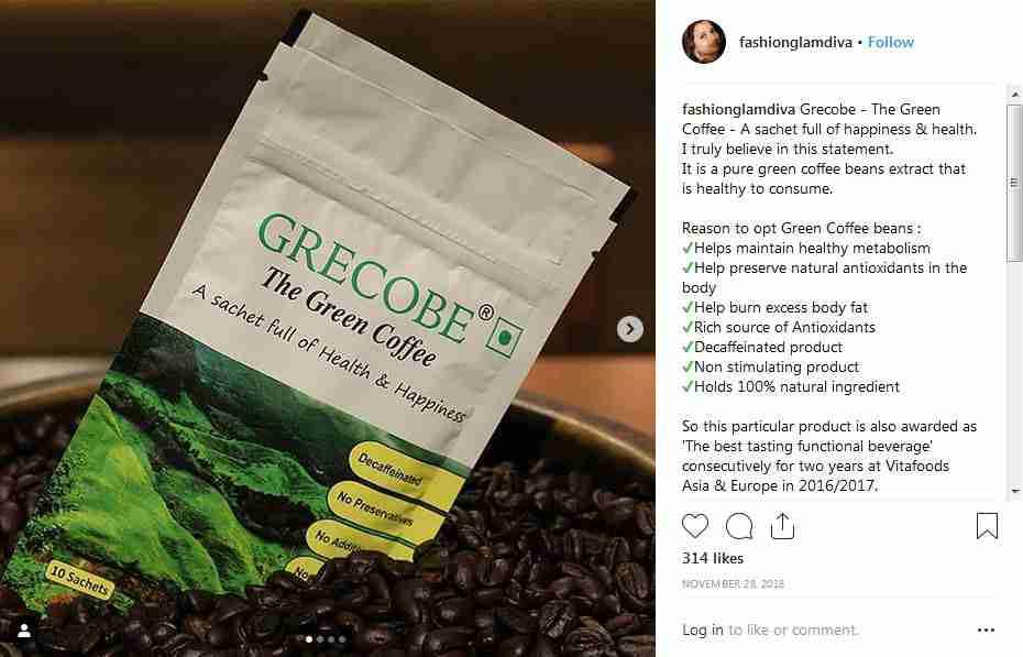 Best green coffee in singapore | Green Kopi